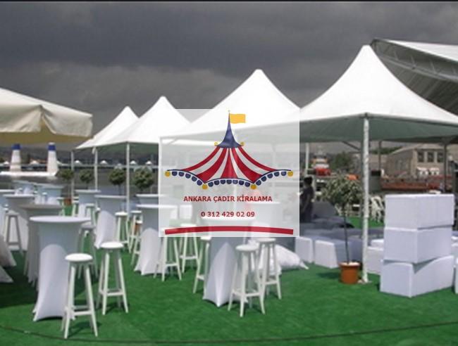 ankara çadır çardak kamelya kiralama kiralık organizasyon ekipman fiyatları
