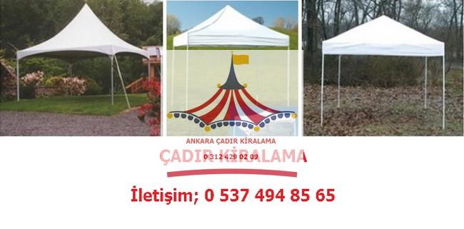 ankara çadır kiralama fiyat kurulum ücret organizasyon ekipman kiralama fiyatları