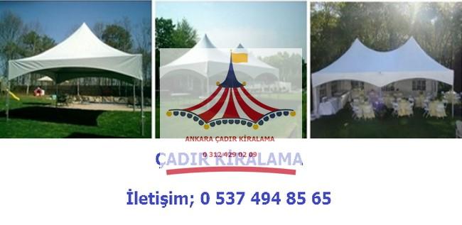 ankara çadır kiralama kiralık organizasyon ekipman fiyatları