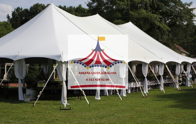 ankara çadır kiralama kiralama fiyatları