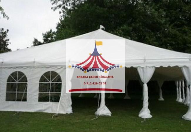 ankara çadır kiralama modelleri çeşitleri fiyatları kiralık ekipman fiyatları