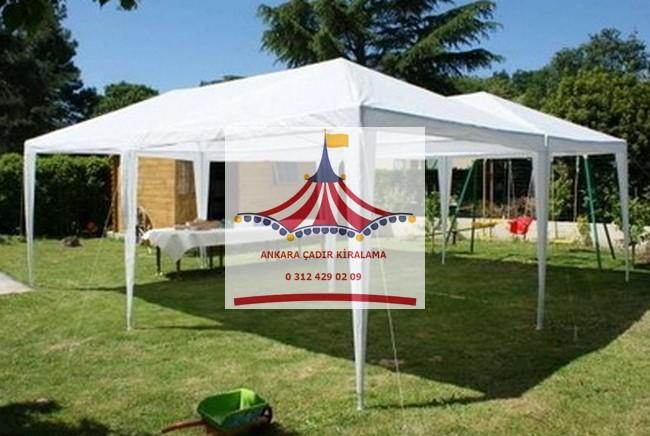 ankara çadır kiralama tente gölgelik fuar organizasyon ekipman kiralık fiyatları