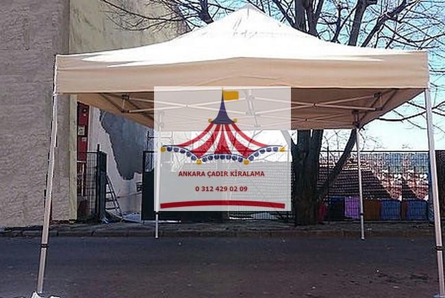 ankara 4 4 metre 16 metrekare gölgelik çadır kiralama fiyatları