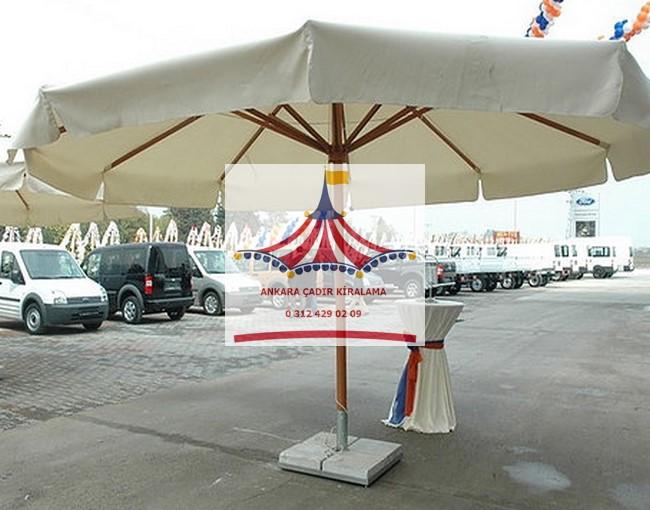 ankara 4 metre bahçe şemsiyesi kiralama kiralık fiyatları