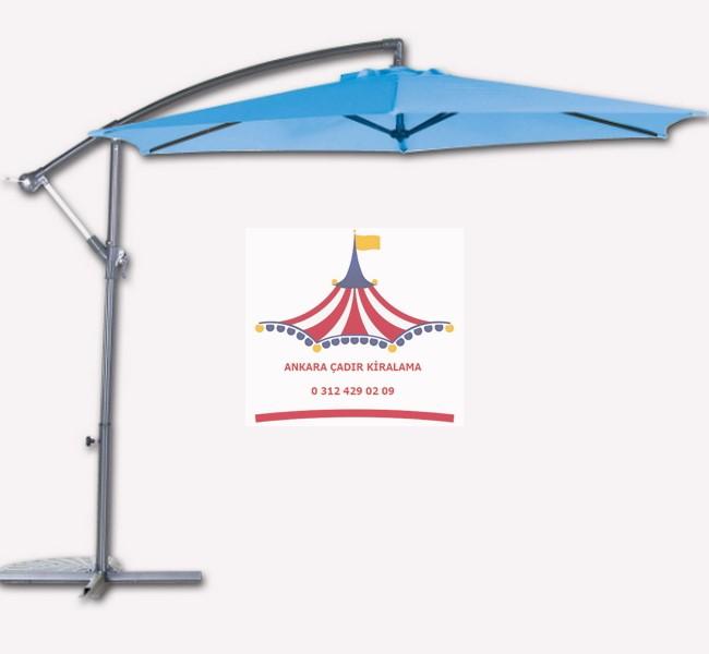 ankara gölgelik şemsiye 3 metre mavi fiyatları