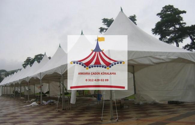 ankara kiralık çadır çadırcı ekipman kiralama fiyatları