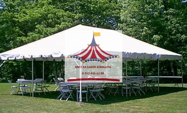 ankara kiralık çadır çadırcılar çadırlar ekipman kiralama fiyatları