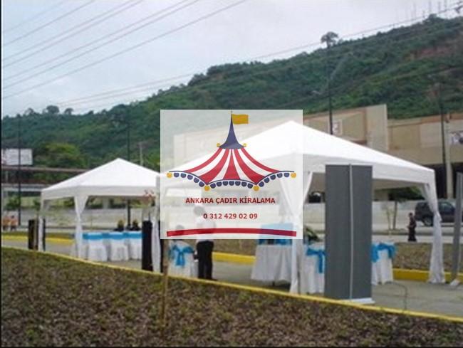 ankara kiralık organizasyon ekipman kamelya kiralama çadır fiyatları