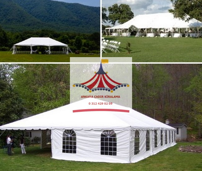 ankara kubbeli çadır kiralama kiralık çadırlar organizayon fuar ekipman fiyatları