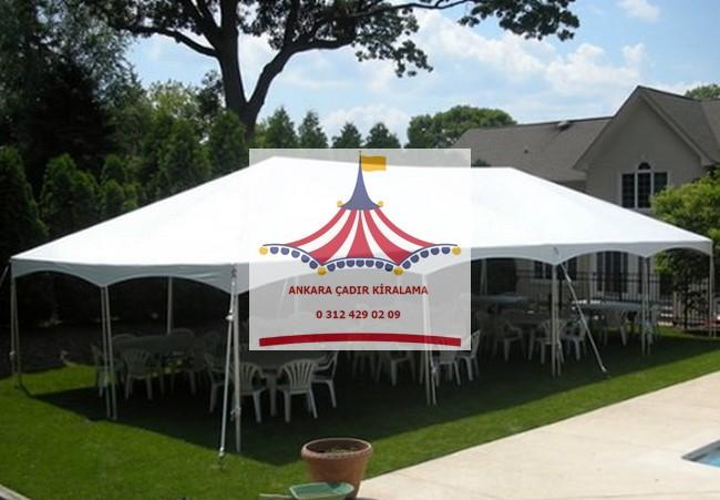 ankara tören çadır kiralama fuar ekipman organizasyon çadırları fiyat fiyatları