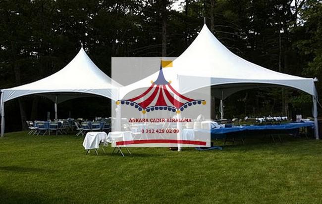 ankara ucuz çadır kiralama çadırcı fuar düğün kamp çadırları modelleri kiralık fiyatları